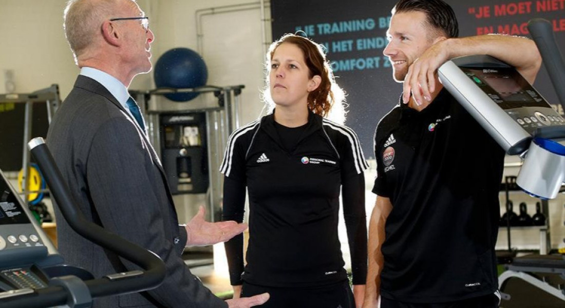 Casus - Personal Training Group